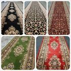 Continuous Hall Runners Cut to size 1m wide Traditional Designs Corridor Runners