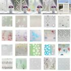 Внешний вид - Static Cling Frosted Stained Flower Glass Window Film Sticker Privacy Home Decor