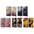 HEAD CASE FLORAL DRIPS LEATHER BOOK CASE FOR SAMSUNG GALAXY TAB A 10.1 (2016)