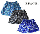 Men's Thai Silk Boxer Shorts / Underwear 3 Pairs / Paisley Pattern M L XL 2XL