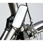 M:Part Adjustable Bike-Eye Mirror for Bicycle Head Tube Fitment (Size Option).