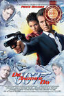 NEW DIE ANOTHER DAY 007 JAMES BOND FILM ORIGINAL CINEMA ART PRINT PREMIUM POSTER $59.95 AUD on eBay