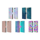 HEAD CASE DESIGNS MERMAID SCALES LEATHER BOOK WALLET CASE FOR HUAWEI PHONES