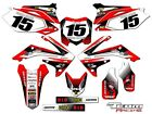 2009-2012 HONDA CRF 450R GRAPHICS DECALS DECO STICKERS CRF450R 450 R 2011 2010