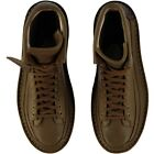Clarks Originals Oswyn Hi Cola Brown Leather Boots