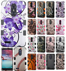 For ZTE Imperial MAX Z963 IMPACT TUFF HYBRID Protector Case Skin Phone Cover