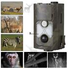 Hunting Scouting Game Trail Camera 16MP HD Infrared Night Vision Waterproof USA