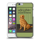 OFFICIAL LANTERN PRESS DOG COLLECTION HARD BACK CASE FOR APPLE iPHONE PHONES