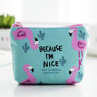 Animal Flamingo-Cute Mini Shopping Bag Purse Organizer Pouch Coin Bag 1 Pcs