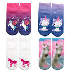 funny pictures for kids - For Women Girl 3D Digital Socks Santa Claus Gift Kids Unisex Xmas Funny Socks