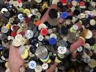 New lots of 500 Sewing Buttons assorted mixed color & sizes  1/4 inch to 3/4 in.