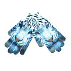 3D Warm Full Finger Winter-Gloves Cute Animal Touch Screen Gloves Women Gift