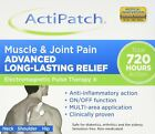 ActiPatch Electromagnetic Pulse Therapy Lasting Pain Relief - Back/Knee/Muscle