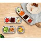 Stainless Steel Sauce Bowl Prop Set Dip Sauce Camping Snack Bowls Mayonnaise