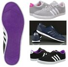 NEW ORIGINAL WOMENS ADIDAS COURT SPORTS RACER TM TRAINERS CASUAL SHOES S 3.5 - 8
