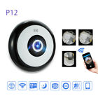 960P WiFi Panoramic View Home Security Camera  Monitor For iPhones Android Lot