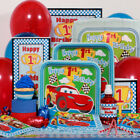Disney CARS 1st Birthday Party Supplies -  Decorations Fa...