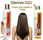 GENIVE Shampoo & Conditioner Long Hair Fast Growth 3X FASTER Lengthen & Longer $15.28 USD on eBay