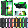 Heavy Duty Gorila Shock Proof Stand Case Cover Military Builder for Mobile Phone