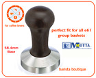 Coffee Tamper Coffee Tamper  Motta competition standard tamper 58.4mm