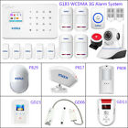 KERUI G183 Wireless WCDMA 3G GSM APP control Home Security Alarm System US Stock
