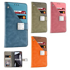 For Apple iPhone X Premium Front Pocket Wallet Case Pouch Phone Cover Accessory