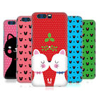 HEAD CASE DESIGNS CHRISTMAS CATS HARD BACK CASE FOR HUAWEI HONOR 9