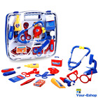 Medical Diagnostic Kit Toys Preschool Pretend Play Educational Toy Set For Kids