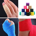 1Roll First Aid Medical Treatment Bandage Gauze Tape Tattoo Wrist Bandages Tapes