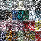 1440pcs 10 Gross Czech Crystal Rhinestones Top Quality Flatback DMC Iron Hotfix