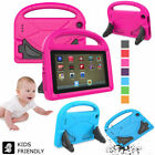 Kids Safe Heavy Duty Shockproof Rubber Case Cover Defender For iPad 7.9-9.7 Inch