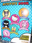 SANRIO ACTIVITY BOOK POSTER OR SCRAP HELLO KITTY CHOCOLAT MY MELODY BRAND NEW