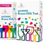 breast milk testing strips - PREGMATE Alcohol Breast Milk Tests Breastmilk Test Strips Breastfeeding