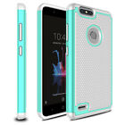 For ZTE Blade Z Max Z982 Phone Case Cover / Tempered Glass Screen Protector Film