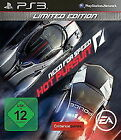 PS3 Rennspiel Gran Turismo 6, Need for Speed: Hot Persuit (Limited Edition), ...