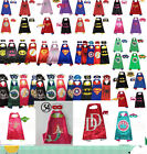 4 girl costume ideas - Boys/Girls Superhero Cape/Mask for kids birthday party favors and ideas Costume