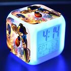 Sonic The Hedgehog LED Night Light Alarm Clock Bedroom Gift