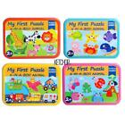 Cartoon Jigsaw Preschool Building Blocks Cartoon Puzzle Elementary KECP