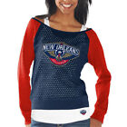 New Orleans Pelicans Ladies Raglan Holy   And  Sweatshirts