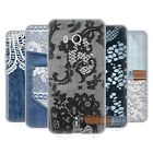 HEAD CASE DESIGNS JEANS AND LACES SOFT GEL CASE FOR HTC U11 / DUAL