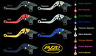 TRIUMPH 2016-2019 THRUXTON R PAZZO RACING LEVERS -  ALL COLORS / LENGTHS $149.99 USD on eBay