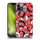 OFFICIAL THE ROLLING STONES LICKS COLLECTION GEL CASE FOR APPLE iPHONE PHONES