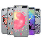 HEAD CASE DESIGNS MOON ILLUSTRATION HARD BACK CASE FOR APPLE iPOD TOUCH MP3