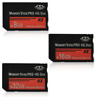 For Sony PSP1000/2000/3000 8GB/16G/32G MS Memory Stick Card Game Accessories