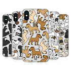 HEAD CASE DESIGNS DOG BREED PATTERNS 13 HARD BACK CASE FOR APPLE iPHONE PHONES