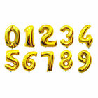 "Foil Number 30""40"" Giant Air Helium Glitz Large Balloons Birthday Party Wedding"