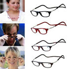 +1.0-3.5 Magnetic Presbyopic Glasses Click Adjustable Reading Eyeglass Hanging G