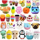 Jumbo Squishies Scented Charms Kawaii Squishy Squeeze Slow Rising Toy Collection