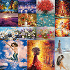 DIY Share Painted Canvas Painting Print Picture Home Wall Art Decor No Frame Gift