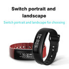Smart Watch Bracelet Heart Rate Monitor Blood Pressure Wristband Sleep Monitor